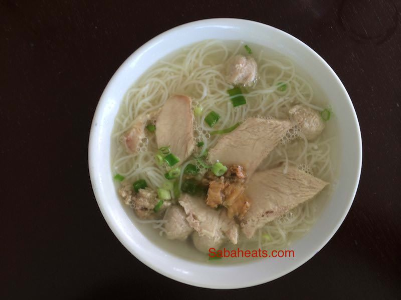 Mee Sup Pipin Ordinary But Unforgettable Sabah Flavour