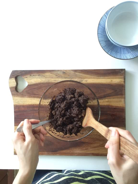 coffee scrub borneo virgin oil 4