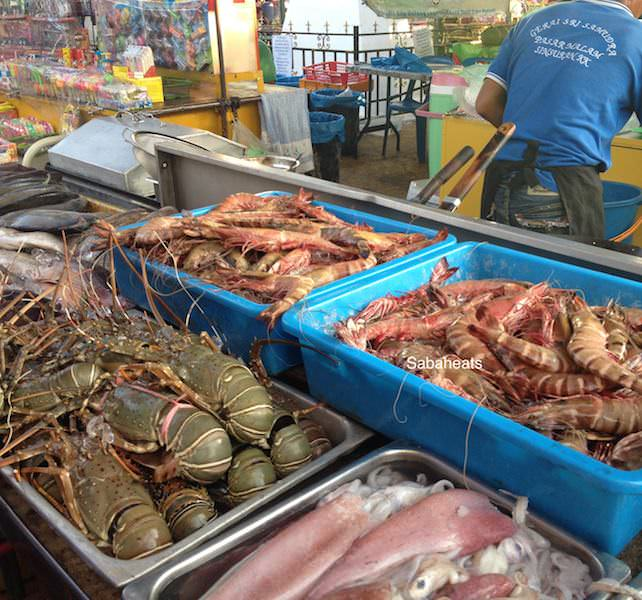 sinsuran seafood night market