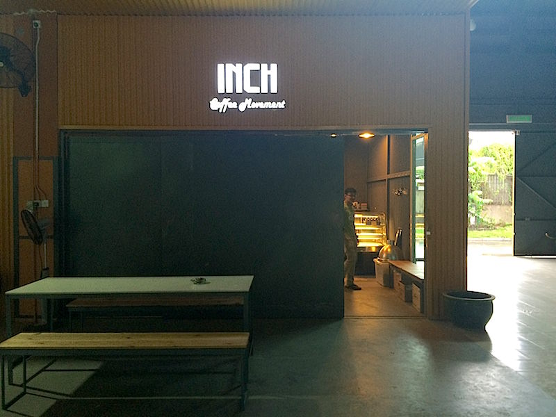 inch coffee movement kota kinabalu