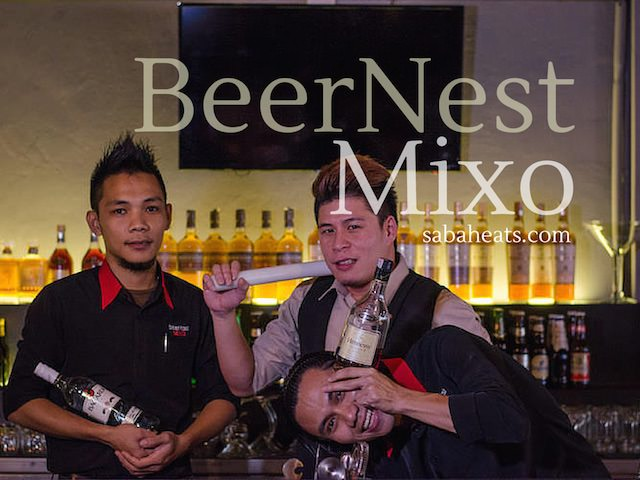 Beer Nest Mixo – Sabah first and only Mixology bar