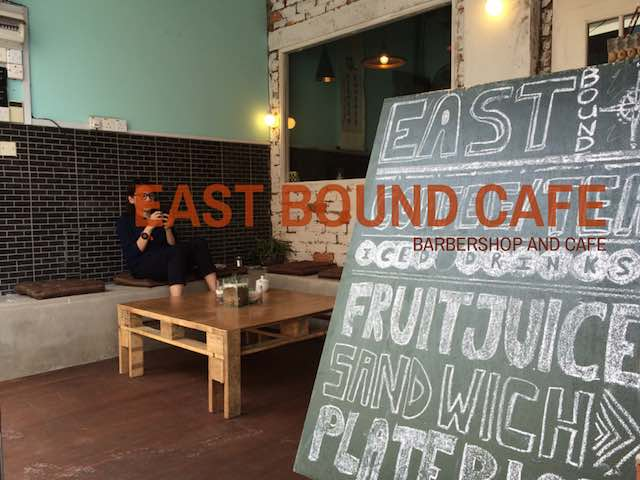 East Bound Cafe – cut and dine