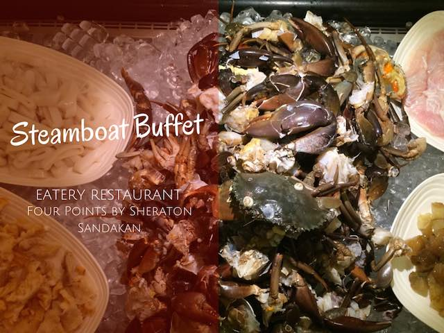 Weekend Steamboat Buffet at Eatery Restaurant, Four Points by Sheraton Sandakan