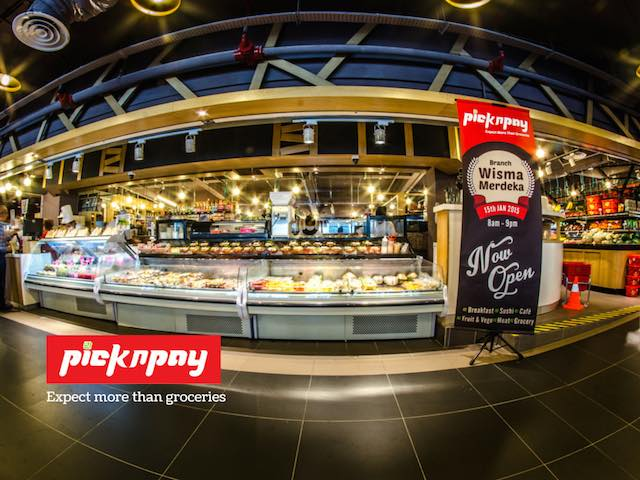 Pick N Pay – Expect more than groceries