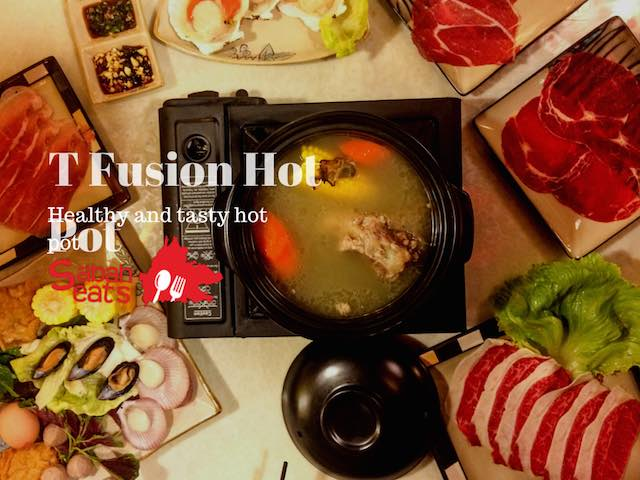 T Fusion Hot Pot lido plaza