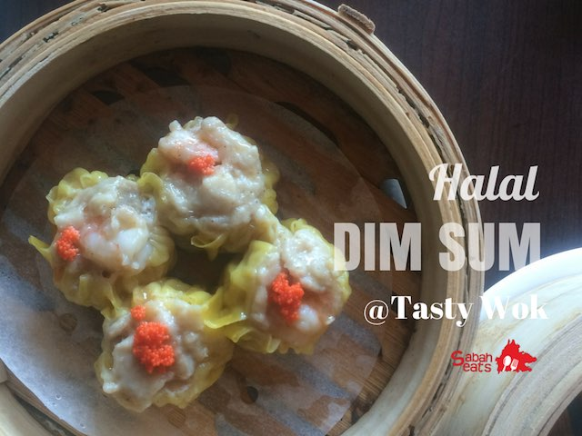 Pork Free Dim Sum @ Tasty Wok, Venition CLub