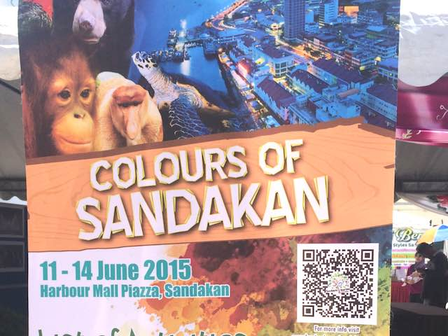Colours of Sandakan 2015