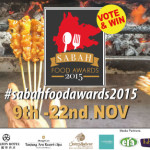 Sabaheats Sabah Food Awards 2015 – Vote now!