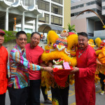 Hyatt Regency Kinabalu celebrates Chinese New Year with Lion Dance performances for guests