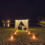 Sunset Cruise and Beach side dining at Shangri-La's Tanjung Aru Resort & Spa