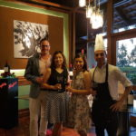 Penfolds wine dinner with Patrick Dowling