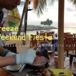 Sunset, BBQ and performance at Breeze Weekend Fiesta, Pacific Sutera