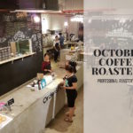 October Coffee Roaster at Latitude 6