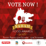 Sabah Food Awards 2016  – Vote now!