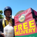 Free Food delivery service by Alu-Alu Kitchen