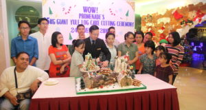 cake-cutting-by-the-general-manager