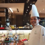 Chef Kris Budiarto, Executive Pastry Chef of Le Meridien Kota Kinabalu
