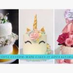 5  Bakers in Kota Kinabalu to follow on Instagram for Beautiful Custom-Made Cakes