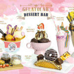 Gelatolab grand opening RM1 promotion and buy 1 get free 1 on dessert menu
