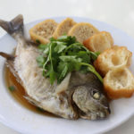 Rabbitfish Yu Kut Teh now serving at Alu Alu Kitchen