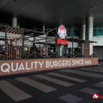 Wendy's Malaysia open their first out in Sabah at Kota Kinabalu International Airport (KKIA)