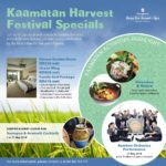 Kaamatan Harvest Festival Specials at Shangri-La's Rasa Ria Resort & Spa