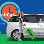 Rent a GrabCar 6-seater along with a driver now available at Kota Kinabalu