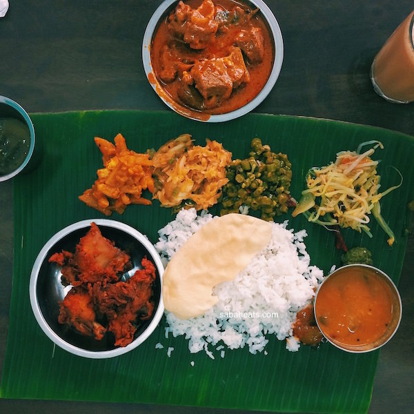 Sri Latha curry house